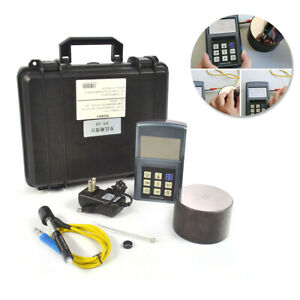 Portable Leeb Hardness Tester Metal Hardness Meter With Calibration Block