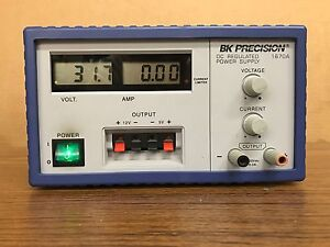 Bk Precision 1670a Dc Power Supply Used Excellent Working Condition Ships Free