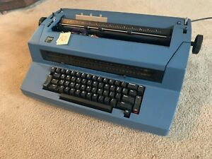 Refurbished Ibm Selectric Ii Iii Typewriters W correction color Options Below