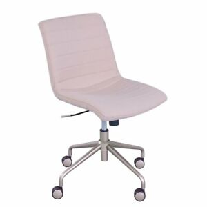 Elle Decor Adelaide Task Chair In Pink