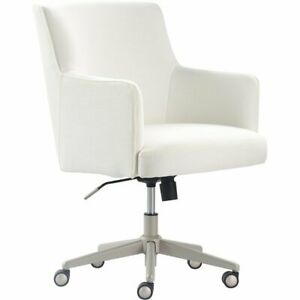 Tommy Hilfiger Belmont Home Office Chair Ivory Fabric