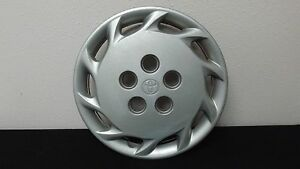 1 Toyota Camry 14 Oem Wheel Cover Hub Cap Silver 96 97 98 99 42621 aa030