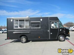2018 16 Ford Food Truck Mobile Kitchen For Sale In Texas