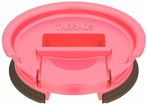 Thermos vacuum insulation tumbler for the lid Pink JDA Lid (S) P from Japan