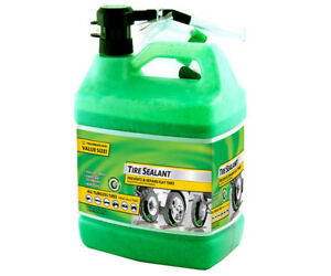 1 Gallon Tubeless Tire Sealant Prevents Repairs Flat Tires Made In Usa
