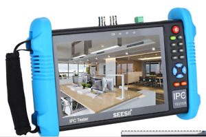 Ip Camera Tester 4k 1080p Ipc Cctv Monitor Seesii 9800plus 7inch 1280 800 8gb