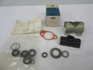 Nos 1962 1963 Fairlane Comet Power Steering Control Valve Kit C2az 3a650 b Dp
