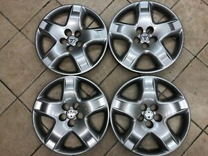 1 Set Of 4 New 16 Toyota Matrix Wheel Covers Hollander 61135