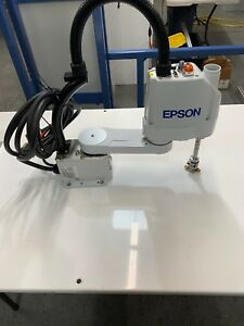 Epson Scara G3 351s 3kg R180 Controller And Cables And