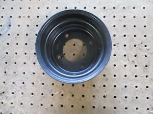 1979 Ford Mustang 302 Crankshaft Pulley D9ze 6312 A7b