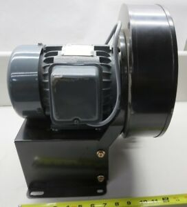Cam York Industrial cy180an2p v03d 2 centrifugal Blower 110 Or 220 Vac 1 2 Hp