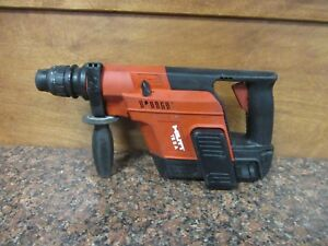 Hilti Te 5 Hammer Drill W 1 Batteries Charger And In A Case f
