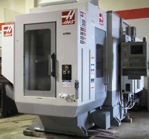 2005 Haas Mdc 500 Horizontal Cnc Mill Drill Center W Pallet Changer Probe