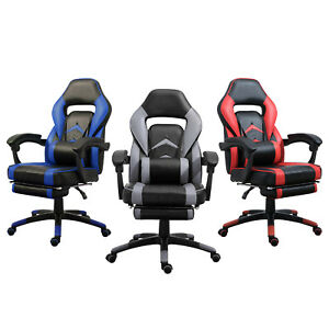 Samincom Ergonomic Large Gaming Chair With Extra Soft Lumbar Cushion