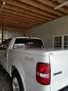 Leonard Leer Tonneau Truck Bed Cover Ford F150