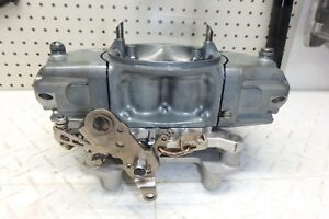 Bg Barry Grant 750cfm Alcohol Carburetor Race Methanol Holley Imca Ump Nhra