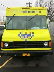 Chevy Mobile Kitchen Food Truck For Sale In New York