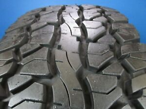 Used Firestone Destination A T 265 70 17 Owl 12 32 High Tread No Patch 31xl