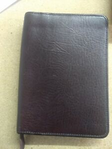 Franklin Quest Covey Leather Classic Planner