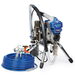 Graco Pro 210 Es Stand Airless Paint Sprayer 17d163 210es