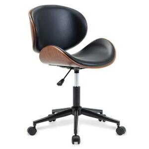Belleze Mid century Swivel Office Computer Task Executive Desk Chair Adjustable