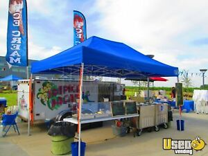 6 X 14 Food Concession Trailer For Sale In Colorado