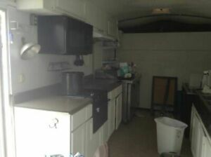 2000 J And L Remodeled 8 X 20 Food Concession Trailer Mobile Food Unit For S