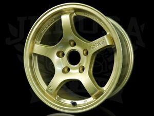 Rays Gram Lights 57cr Wheels Eternal Gold Pearl 15x8 5x114 35 Civic Integra