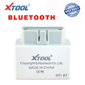 New Xtool Iobd2 Obd2 Bluetooth Diagnostic Tool Code Reader For Ios Android