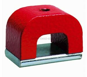General Tools 370 12 Horseshoe Power Alnico Magnets 42 pound Pull