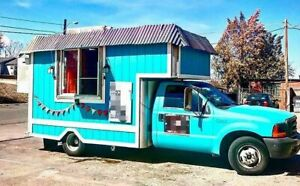 Ford Food Truck For Sale In Colorado