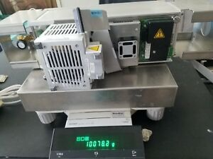 Agilent Front Analyzer Used With Series G7000 65706 Gc qqq Includes Ion Source