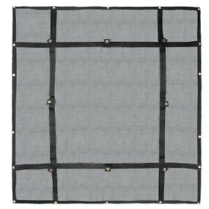Truck Bed Cargo Net Organizer Bungee Webbing Pickup Suv Jeep Rooftop 4 75 x6