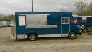 Chevy Food Truck Mobile Kitchen For Sale In Maryland
