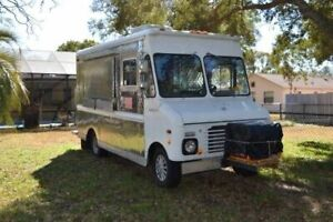 Ford Food Truck Mobile Kitchen For Sale In Florida
