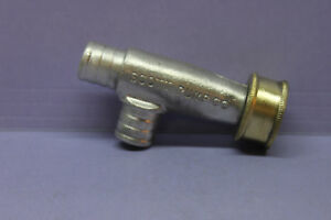 Vintage Antique1927 W H Scott Receptacle Filling And Draining Device Rare