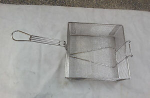 Basket Fry 15 x13 x5 Stainless Steel 5000176