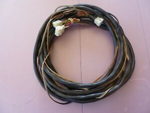 Unitrol 80k Siren Control 12 Pin Wire Harness Pigtail Federal Signal