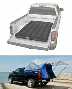Napier Sportz Truck Tent W Rightline Mattress For Colorado Canyon 6ft Bed