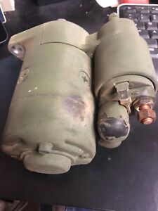 2kw military tactical generator Starter Removed From New Unit