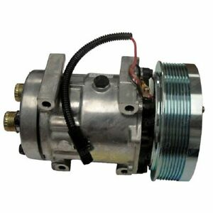 1106 7018 Ford New Holland Parts Ac Compressor Cr9060 Combine Cr9070 Combine C