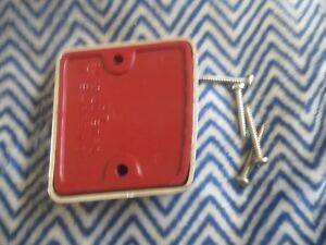 Nos 1970 1977 Ford Bronco Lh Drivers Side Rear Sidemarker Light Reflector Asby