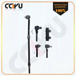 Suspension Steering Parts Tie Rod Drag Link For 1997 2006 Jeep Tj 4wd Only