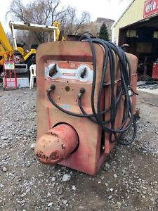 Lincoln Redface Arc Welder Sa 200