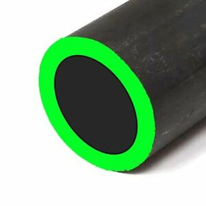 4140 Hfs Alloy Steel Round Tube 3 Od 1 5 Id 0 75 Wall 24 Long