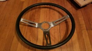 Vintage 15 Car Steering Wheel Make Model Unknown