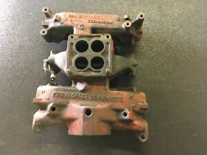 Oem 1955 Ford Y Block Engine 4 Barrel Intake Manifold Ecz 9425 A 2