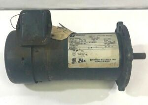 Magnetek Variable Speed Dc Motor 22200900