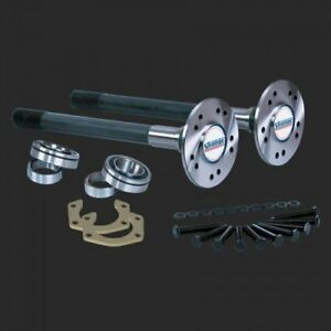New Strange Ford 9 Inch 31 Spline Hy Tuf Axles Pair 2 For Drag Racing Withhard