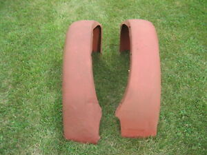 1928 1929 Ford Model A Rear Fenders